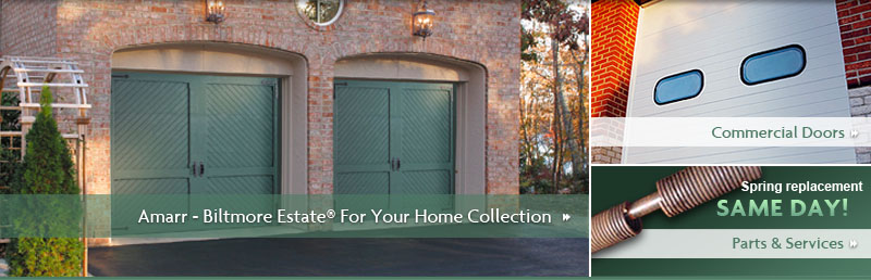 Amarr - Biltmore Estate For Your Home Collection