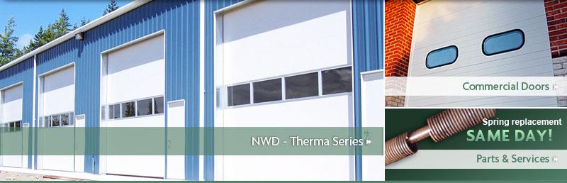 Northwest Doors - Therma Series