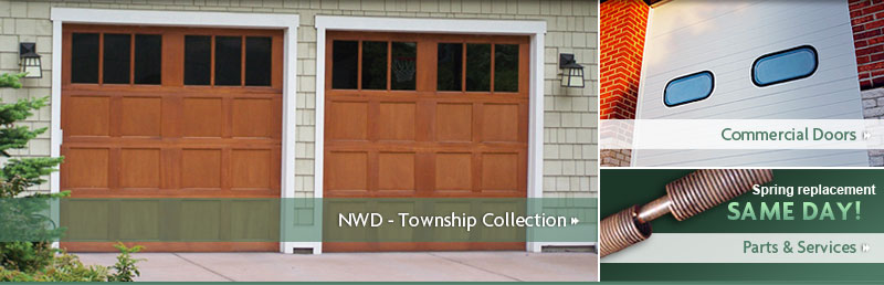 Northwest Doors - Township Collection