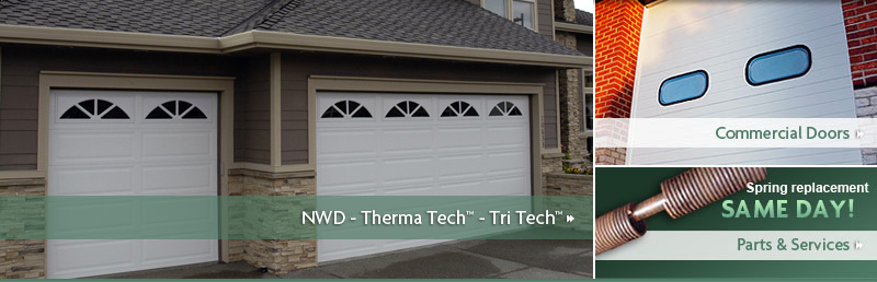 Northwest Doors - Therma Tech™-Tritech™