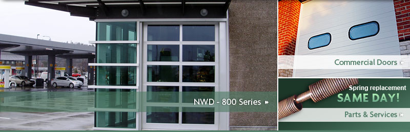Northwest Doors - 800 Series